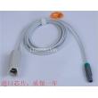 COMEN(深圳科曼)数字式血氧探头 6针单定位/STAR8000监护仪/数字式血氧探头  新件