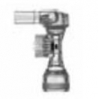 Draeger(德国德尔格)  流量传感器Y型适配器 用于baby log 8000呼吸机(全新原装)
