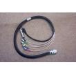 Olympus(奥林巴斯)奥林巴斯电缆 (编号:55583L3),电子内镜 常用配件新件