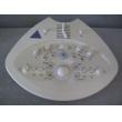 (西门子- Acuson美国)超声,控制面板(编号:9372-00384-021)新件