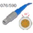 Edan(中国理邦)血氧手指探头 PN:S0063B-L,用于Edan M50监护仪 (全新原装)