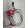 COMEN(深圳科曼)编号:2406 血氧转接线 红色插头20针转15针用于监护仪 (全新原装)