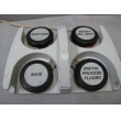 GE (美国通用)脚踏开关(编号:00-878550 06),C臂零件 OEC 9600 C-Arm 新件